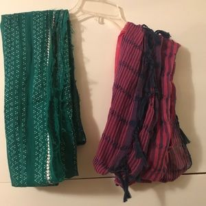 America Eagle scarves